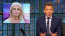 Seth Meyers Goes After Kellyanne Conway For Absurd Al Franken Criticism