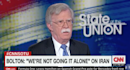 It's 'possible' US will sanction European companies that do business with Iran, John Bolton says