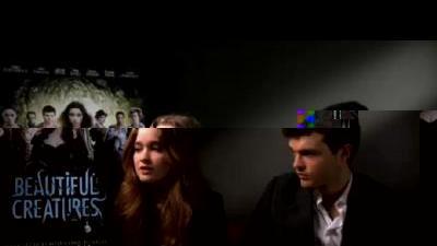 Beautiful Creatures - Cast Interview