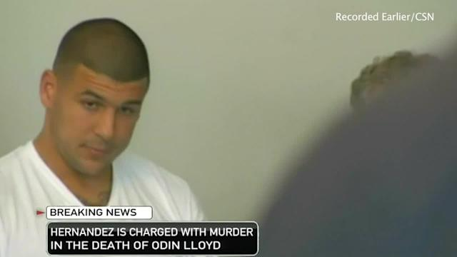 Aaron Hernandez faces 'uphill battle' in court