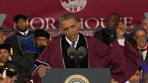 Obama: Racism is no excuse for not excelling