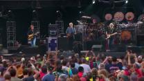 Grateful Dead begin final shows
