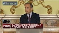 Carney: Economic outlook deteriorated
