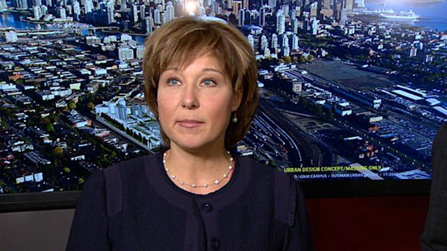 RAW: B.C. premier defends film funding