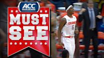 Syracuse's C.J. Fair Hits Dramatic Game-Winner Against NC State | ACC Must See Moment
