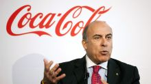 Coca-Cola names Quincey as next CEO, Kent stays as chairman