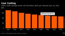 Big Batteries Coming of Age Prompt Bankers to Place Their Bets