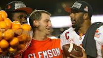 Swinney Must Replace Stars At Clemson