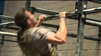 Crossfit Workout Honors Fallen Marine