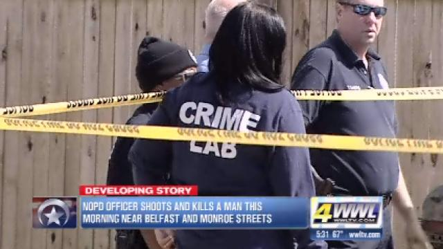 Police officer shoots man after responding to shoplifting call
