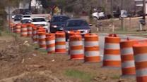 Road project takes land in Cumberland