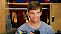 Giants hope for historic season from Eli Manning