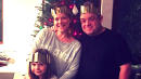 Patton Oswalt's First Christmastime With New Wife Is Pretty Adorable