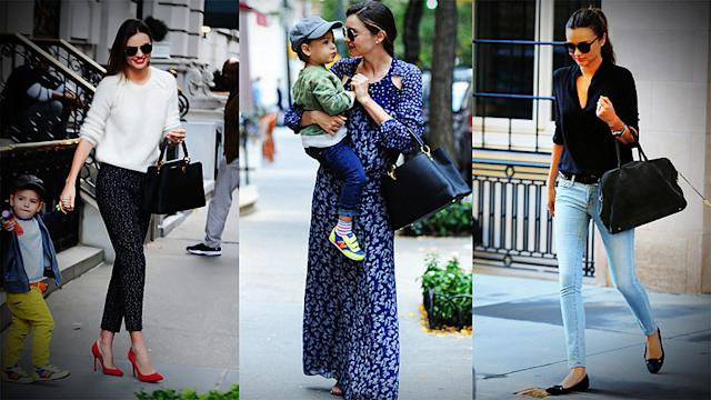 Did Miranda Kerr Have the Most Stylish Weekend Ever?