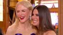 Nicole Kidman And Sandra Bullock Have A 'Practical Magic' Moment At The Oscars