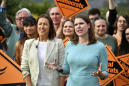 Pro-EU party wins, cuts Johnson's UK Parliament margin to 1