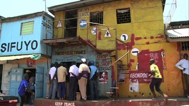 Kenya elections: Life back to normal in Kibera