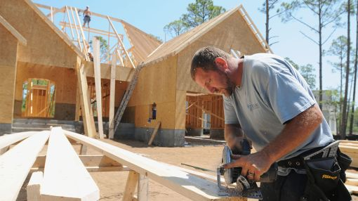 Lumber Suppliers Outrun Housing's Otherwise Wooden Recovery