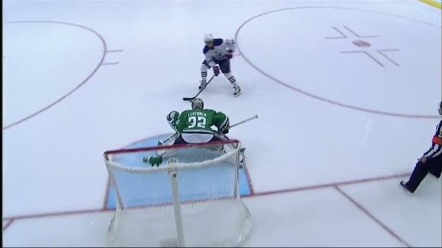 David Perron puts on the moves in shootout