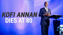Kofi Annan, UN Secretary-General Who Won Peace Prize, Dies at 80