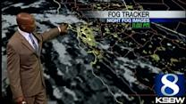 Check out your Sunday evening KSBW Weather Forecast 05 05 13