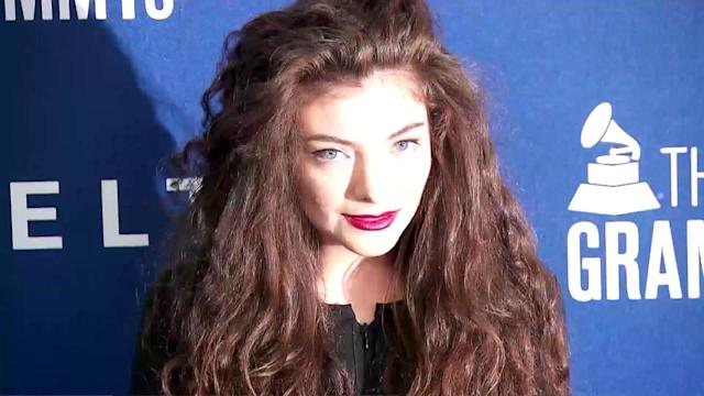 Lorde Scores Own MAC Cosmetic Lipstick Line