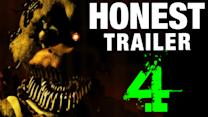 FIVE NIGHTS AT FREDDY'S 4 (Honest Game Trailers)