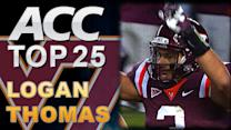 Logan Thomas, Virginia Tech: ACC Top 25 Players to Watch