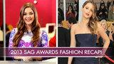 Watch Our SAGs Fashion Recap - Best Dressed and Biggest Trends!