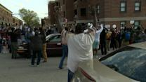 Growing Protests in the Streets of Baltimore Over Freddie Gray's Death