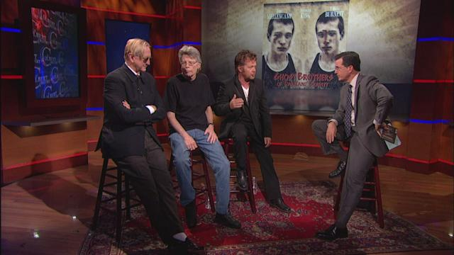 John Mellencamp, Stephen King & T Bone Burnett - Pt. 2