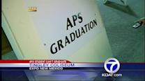 NM high school student can't graduate