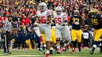 Buckeyes run all over rival Michigan
