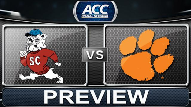 South Carolina State vs Clemson Preview