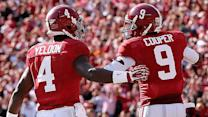 Who can stop Alabama from going undefeated?