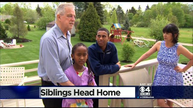 Ethiopian Teen Donates Bone Marrow To Save Brother In New Hampshire