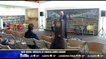 New mural unveiled at Lincoln Acres Library