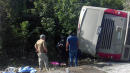 Mexico Tour Bus Crash Kills At Least 12