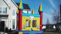 Investigation: Inflatable bouncer risks