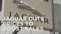 Jaguar cuts prices to boost sales