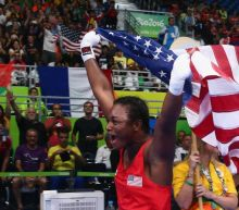 Olympic boxing gold medalist Claressa Shields turning pro