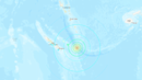 7.5 magnitude earthquake strikes off the coast of New Caledonia, prompts small tsunami waves for Vanuatu