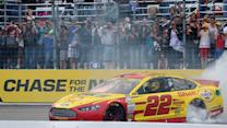Logano: 'We've got some championships to win'