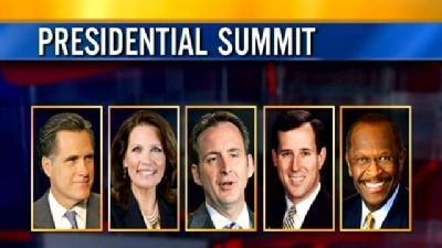 Possible Republican Candidates Meet In Economic Forum