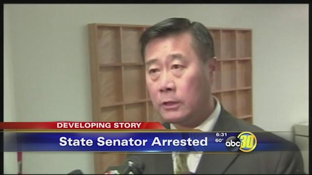 California State Senator Leland Yee arrested, FBI says