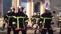 Firefighters Show Off Dance Talents in Flashmob Hit