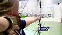 Young archery experts hit target for Spirit Award