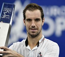 Gasquet claims inaugural Antwerp crown