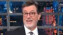 Stephen Colbert Uncovers A Huge Clue To The Identity Of Anonymous Op-Ed Author