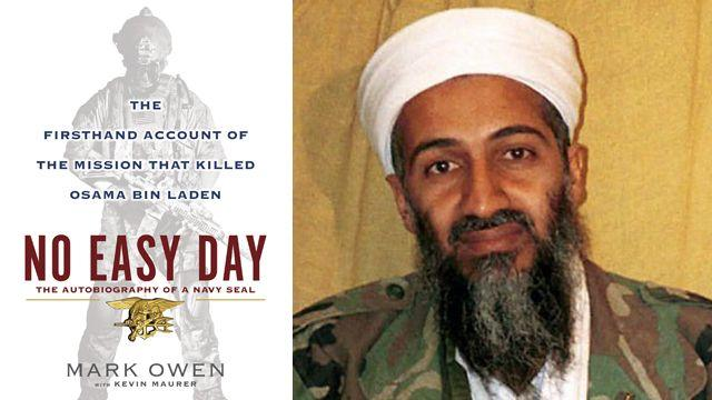 Ex-SEAL who penned book on UBL raid revealed